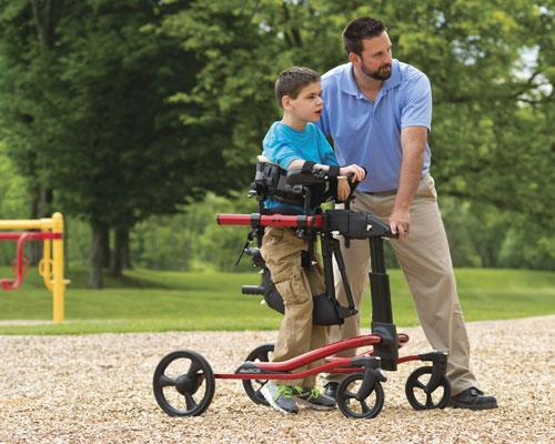Deambulatori per disabili e anziani