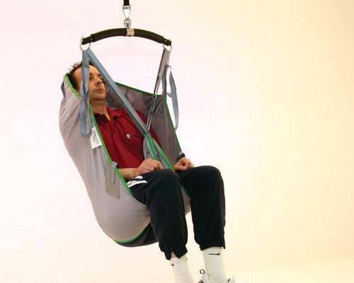 Imbracature in rete per disabili