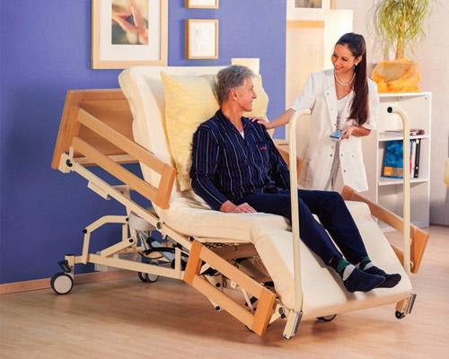Letti ortopedici per disabili e anziani