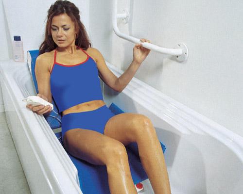 Vasche Da Bagno Per Disabili : Sedia per vasca da bagno per disabili sollevati